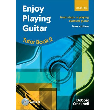 Enjoy Playing Guitar Book 2 Debbie Cracknell