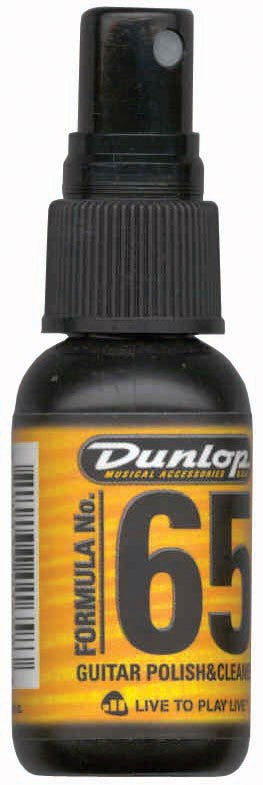 Dunlp Guitar Polish and Cleaner Formula 65