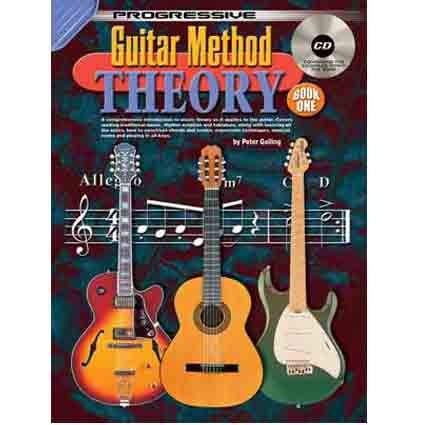 Progressive Guitar Method Theory by Progressive
