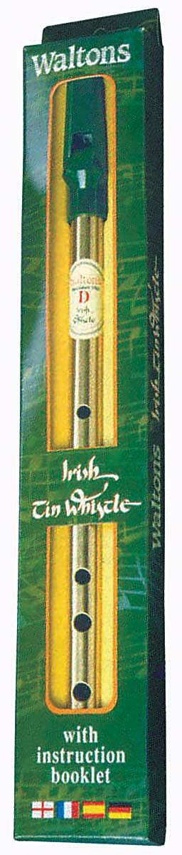 Tin Whistle Irish Brass Waltons Key D