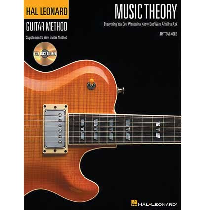 Hal Leonard Music Theory for Guitarists by Hal Leonard