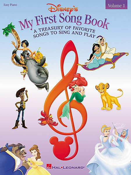 Disney's My First Song Book