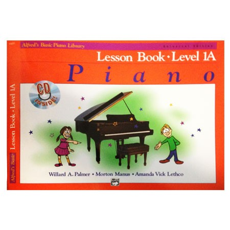 Alfred Basic Piano Library Lesson Book