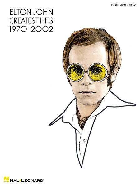 Elton John's Greatest Hits 1970-2002 by