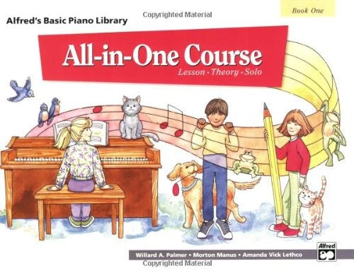 Alfred's Basic All in One Course