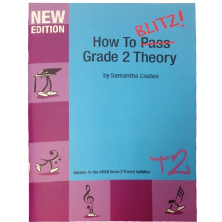 How to Blitz Theory Grade Books Samantha Coates