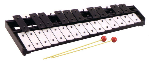 Mitello 25 Note Chromatic Glockenspiel with Beaters