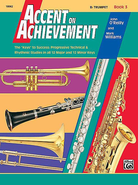 Accent on Achievement Trumpet Book