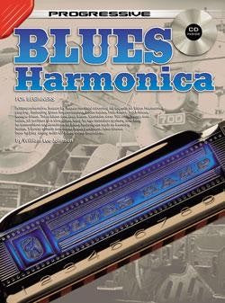 Progressive Blues Harmonica by