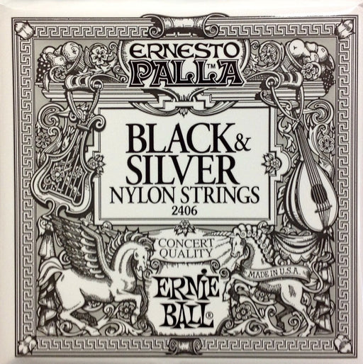 Ernie Ball Ernesto Palla Nylon Classical Guitar Strings