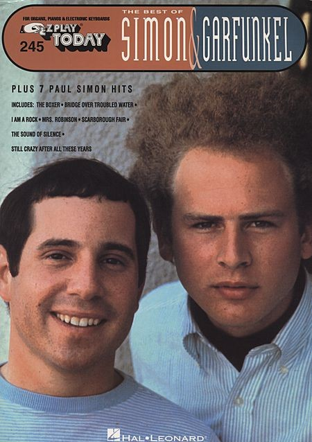 Ez Play 245 Best of Simon and Garfunkel