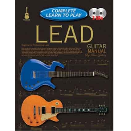Complete Learn to Play Lead Guitar by Progressive