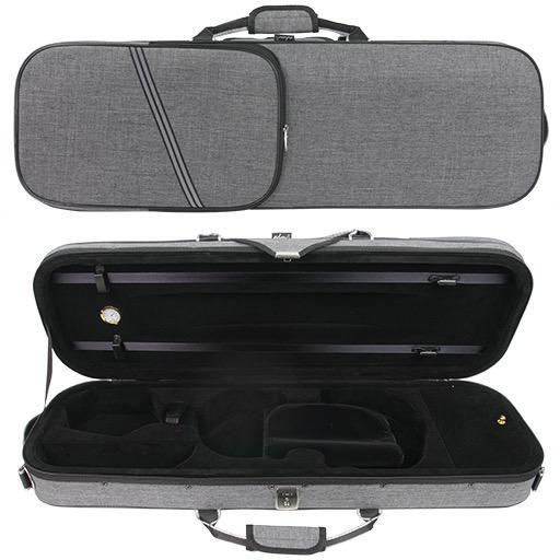 Kreisler Violin Case Oblong Lightweight Oxford