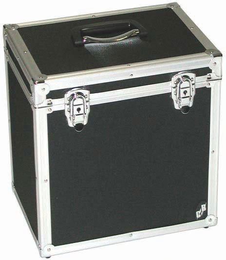 LP Storage Case to Hold 50 Vinyl LP Albums