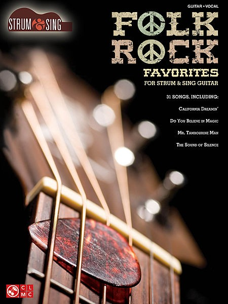 Folk Rock Favourites for Strum and Sing Guitar