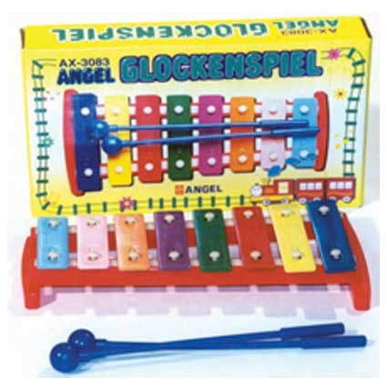 Glockenspiel 8 Note Diatonic Angel by