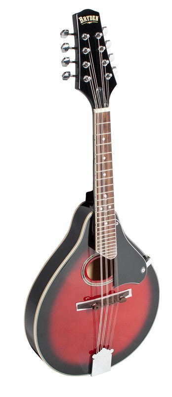 Mandolin Teardrop A Style Archtop Red Sunburst