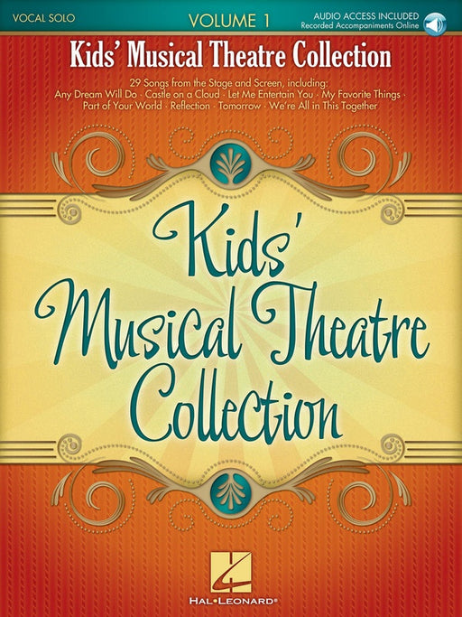 Kids' Musical Theatre Collection Volume 1