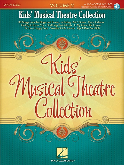 Kids' Musical Theatre Collection Volume 2