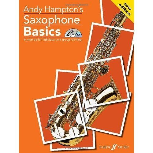 Saxophone Basics Andy Hampton Book/CD