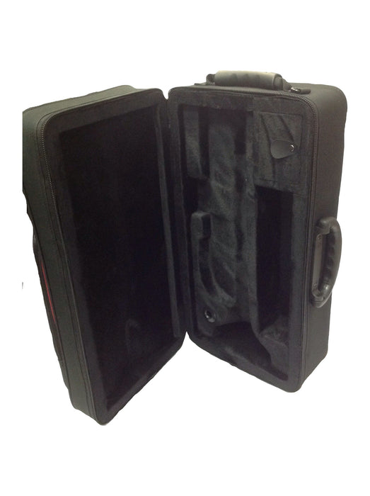 Trumpet Case with Backpack Style Straps