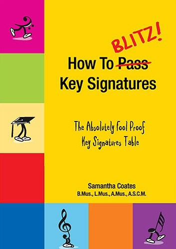 How to Blitz Key Signatures Samantha Coates