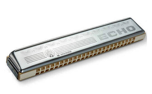 Hohner Echo 48 Tremolo Harmonica in the Key of C
