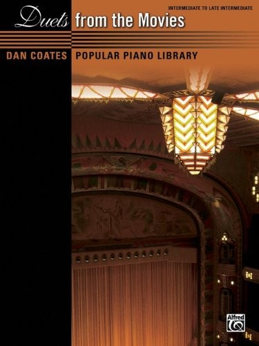 Duets from the Movies - Dan Coates