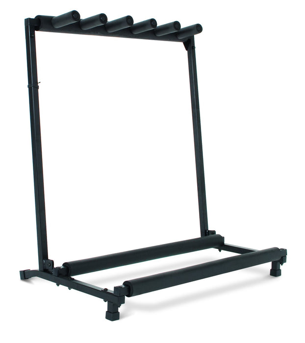 Five Guitar Rack Stand