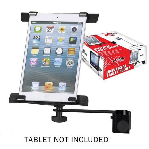 Microphone Stand iPad Holder
