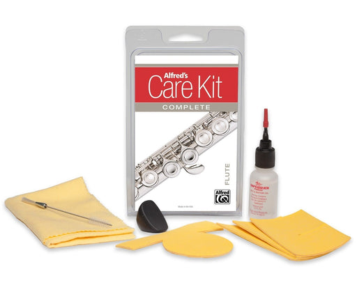 Complete Care Kit for Flute Alfred