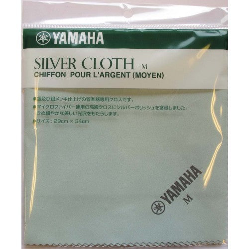 Yamaha Silver Polishing Cloth Medium