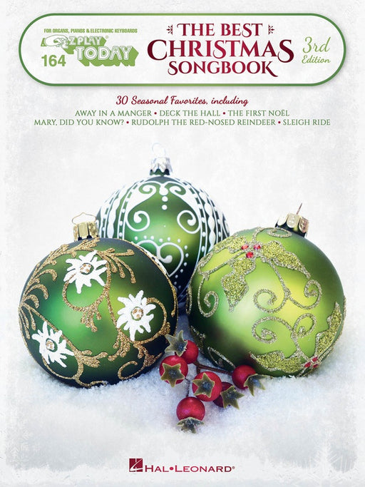 EZ Play 164 The Best Christmas Songbook