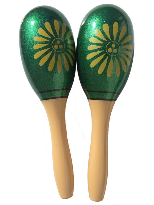 Pair of Plastic Maracas