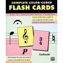Flashcards Colour Coded by Alfred by Alfred