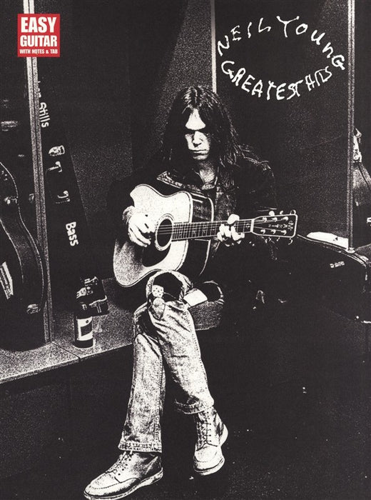Neil Young Greatest Hits for Easy Guitar
