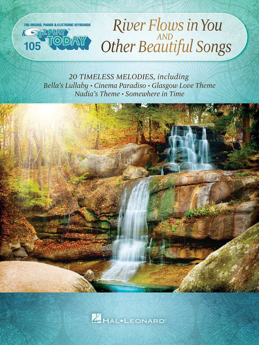 EZ Play 105 River Flows In You & Other Beautiful Songs