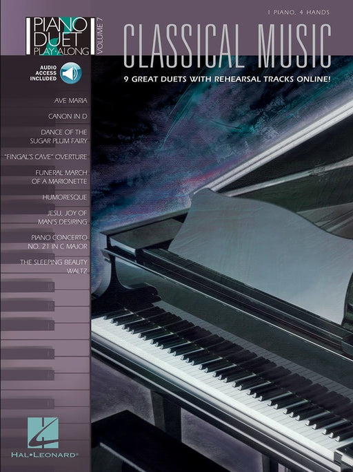 Classical Music : Piano Duet