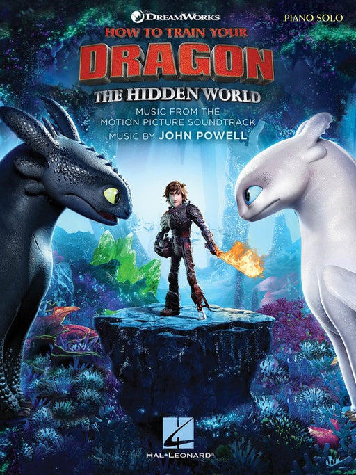 How to Train Your Dragon - The Hidden World Piano Solo
