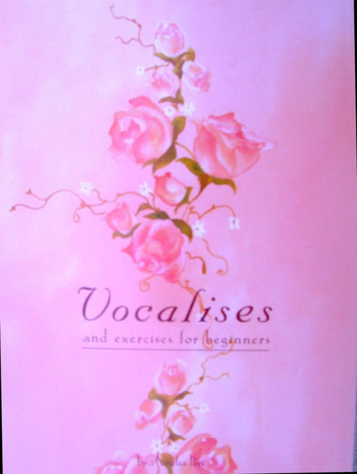 Vocalises and Exercises Amelia Peri by