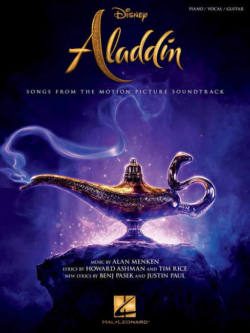 Aladdin Movie Soundtrack 2019 PVG