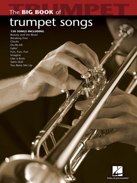 Big Book of Trumpet Songs by