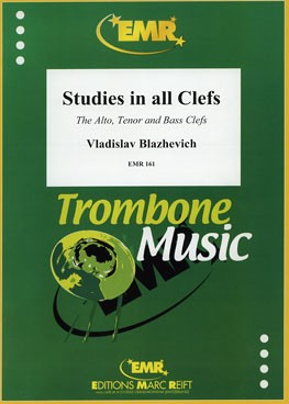 Studies in all Clefs for Trombone
