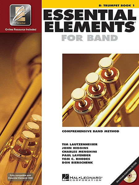 Essential Elements for Trumpet Book 1