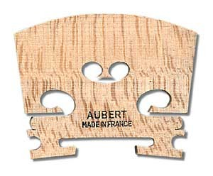 Aubert Violin Bridge 4/4