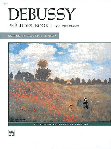 Debussy Preludes Book 1
