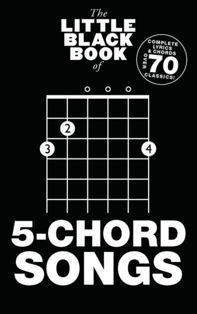Little Black Book of 5-Chord Songs