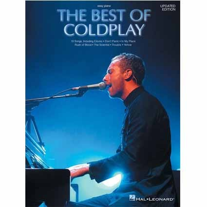 Best of Coldplay Easy Piano by
