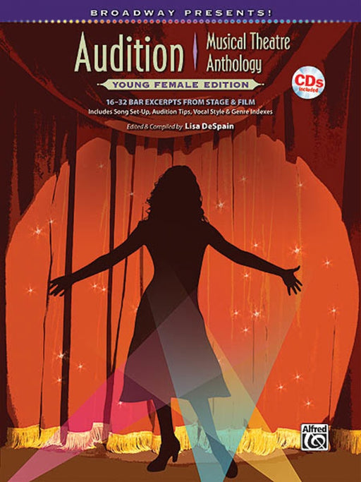 Audition Musical Theatre Anthology: Young Female Edition