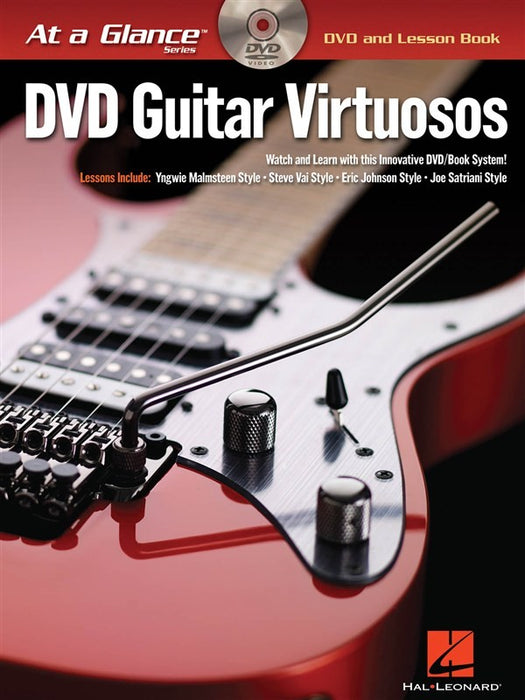 At a Glance Guitar Virtuosos DVD Lesson